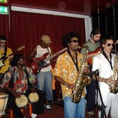 Christofolly and the Afro Beat Cookers