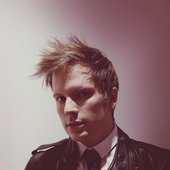 Patrick Stump Photographed by Matt Ellis for NYLON Magazine