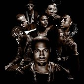 Kanye West, Gucci Mane, Big Sean, 2 Chainz, Travis Scott, Yo Gotti, Quavo & Desiigner
