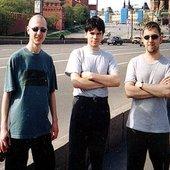 Boys Band Trio