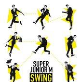 Super Junior M The 3rd Mini Album <SWING>
