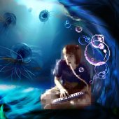 Aquatic Ambience Live Under The Sea
