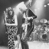 UFO, Pete Way and Michael Schenker (Strangers in the Night)
