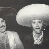 Freddie & Roger
