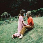 John Paul Jones with his wife.