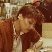 Phyllis Signing