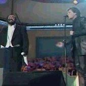 Jon Bon Jovi & Pavarotti