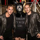 Galantis With Random Seafox Girl