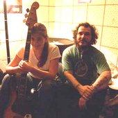 Ariel Minimal y Florencia Ruiz
