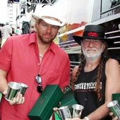 Toby Keith & Willie Nelson