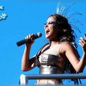 Alinne Rosa - Carnaval de salvador 2010