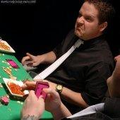 Poker... Dougie.