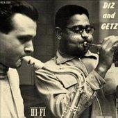 Dizzy Gillespie and Stan Getz