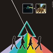 Pink floyd and the beatles