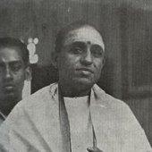 A young Semmangudi Srinivasa Iyer