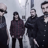 System of a Down NEW 2014 PNG