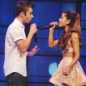 Ariana Grande & Nathan Sykes