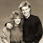 Kylie Minogue & Jason Donovan
