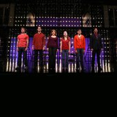 Alice Ripley, Jennifer Damiano, Adam Chanler-Berat, J. Robert Spencer & Next to Normal Cast