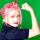 'Rosie the Riveter'