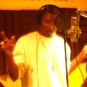 J-Rock in da studio.