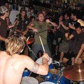 DESERTER Live @ Wayward 4-10-09