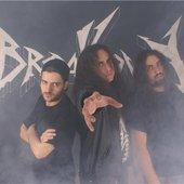 Thrash Metal from Brazil