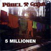 5 Millionen LP Cover