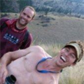 Erik Johnson and Jeff Lennan