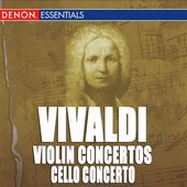 Concerto for 4 Violins, Cello, Strings and Bc No. 7 in F Major, Op. 3 RV 567: I. Andante