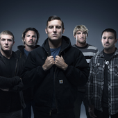 Parkway Drive 2012 HQ PNG