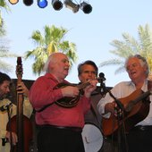 Peter Rowan Bluegrass Band live at Stagecoach April 26, 2009