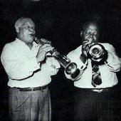 Sydney Bechet & Teddy Buckner