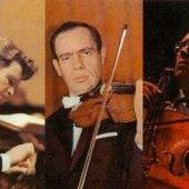 Emil Gilels, Leonid Kogan, Mstislav Rostropovich