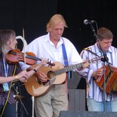 Little Johnny England at Cropredy '06