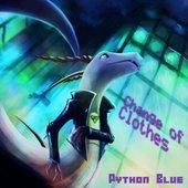 Python Blue