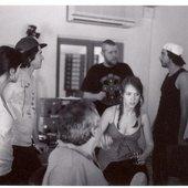 Makali crew @ Vega Studio (2007)