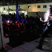 On Backstage (Guadalajara,Mexico)