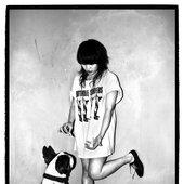 Akiko and friend