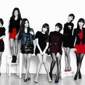 SeeYa & Davichi & T-ara