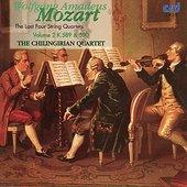 String Quartet in F major K.590: Allegro