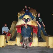 Kings of the playground