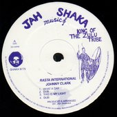Jah Shaka Presents Johnny Clar