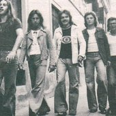 Drugi Način - the original line up, 1975