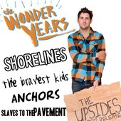Jan 31st, 2010 Show w/ THE WONDER YEARS, SHORELINES