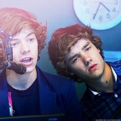 Liam Payne & Harry Styles