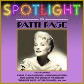 Spotlight On Patti Page
