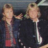 Dieter & Lutz Krueger (guitar).