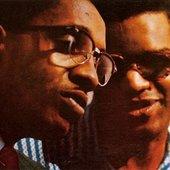 Ray Charles & Milt Jackson