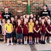 CEDRON @ Cootamunda, Primary School, Australia
